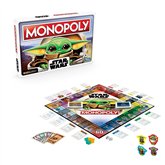 Lauamäng Monopoly The Mandalorian: Baby Yoda The Child