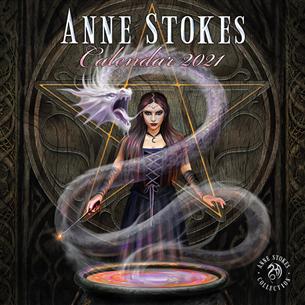 Календарь Anne Stokes 2021