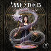 Calendar Anne Stokes 2021