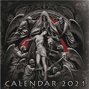 Kalender Spiral 2021 9781847578860