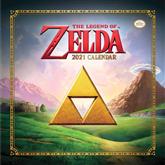 Calendar The Legend of Zelda 2021