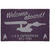 Door mat Star Trek