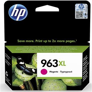 Картридж HP 963XL High Yield (пурпурный)