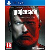 PS4 mäng Wolfenstein: Alt History Collection