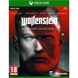 Xbox One mäng Wolfenstein: Alt History Collection 5055856428022