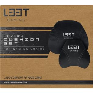 Gaming chair cushion set L33T