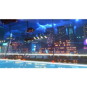 Xbox One mäng Cloudpunk