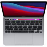 Sülearvuti Apple MacBook Pro 13 - Late 2020 (256 GB) SWE