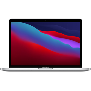 Sülearvuti Apple MacBook Pro 13'' - Late 2020 (512 GB) ENG