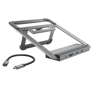 Sülearvuti dokk Hama 12-in-1 USB-C 00200106