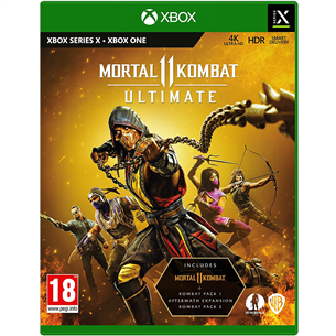 Xbox One / Series X/S mäng Mortal Kombat 11 Ultimate