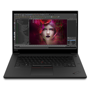 Sülearvuti Lenovo ThinkPad P1 (3rd Gen) 20TH004GMX