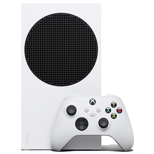 Gaming console Microsoft Xbox Series S All-Digital (512GB) RRS-00010