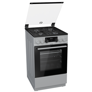 Gas cooker with electric oven Gorenje (50 cm)