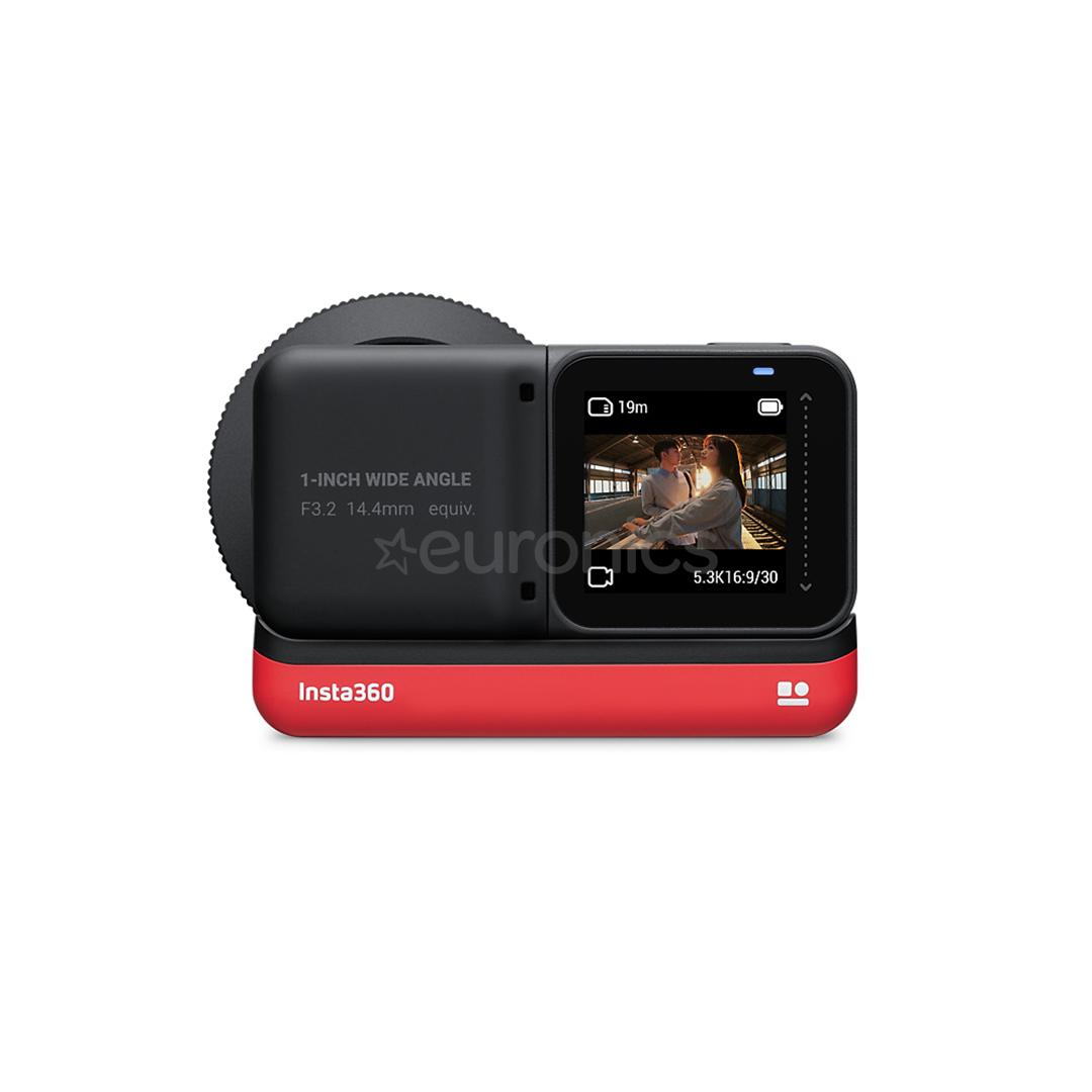 Экшн-камера Insta360 One R 1-inch Edition