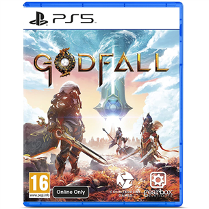 Игра Godfall для PlayStation 5 5060760881603