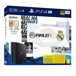 Mängukonsool Sony PlayStation 4 Pro Real Madrid Edition (1 TB) 711719829829