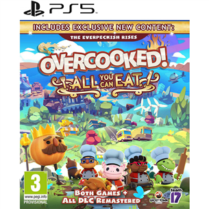 PS5 mäng Overcooked! All You Can Eat 5056208808851