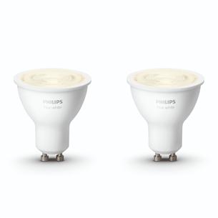 Nutivalgusti komplekt Philips Hue White Bluetooth (GU10)