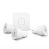 Комплект умных ламп Philips Hue White and Color Ambiance (GU10)