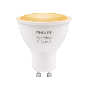 Умная лампа Philips Hue White Ambience (GU10) 929001953301