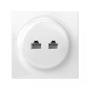 LAN nutipistik Fibaro Walli N Ethernet Outlet