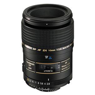 Objektiiv SP AF 90mm F/2,8 Di MACRO 1:1 Nikonile, Tamron