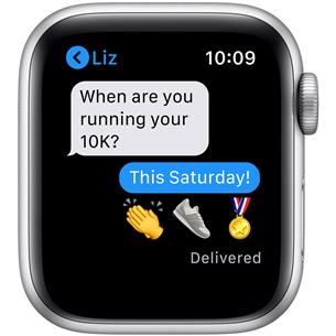 Apple Watch Series 6 Steel (40 mm) GPS + LTE
