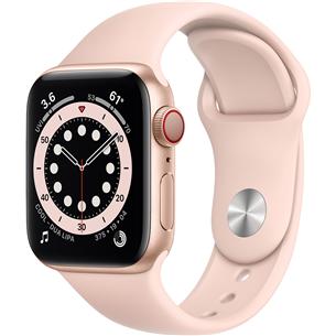 Смарт-часы Apple Watch Series 6 (40 мм) GPS + LTE M06N3EL/A