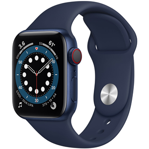 Apple Watch Series 6 (40 mm) GPS + LTE