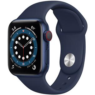 Смарт-часы Apple Watch Series 6 (40 мм) GPS + LTE M06Q3EL/A