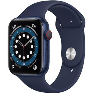 Apple Watch Series 6 (44 mm) GPS + LTE