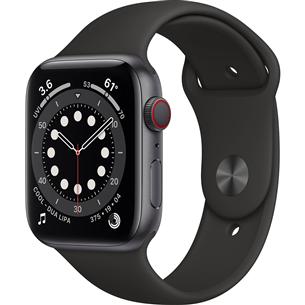 Смарт-часы Apple Watch Series 6 (44 мм) GPS + LTE MG2E3EL/A