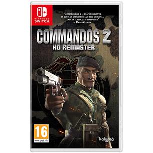 Игра Commandos 2 - HD Remaster для Nintendo Switch 4020628712556