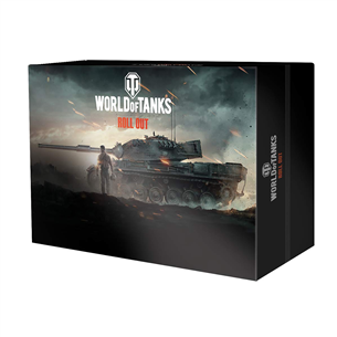 PC / PS4 / Xbox One game World of Tanks: Roll Out Collector's Edition 814290014728