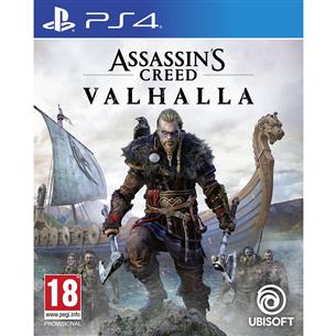 PS4 mäng Assassin's Creed: Valhalla 3307216168300