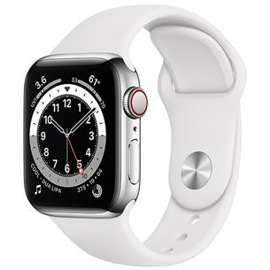Apple Watch Series 6 Steel (40 mm) GPS + LTE M06T3EL/A