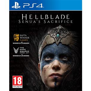 PS4 mäng Hellblade: Senuas Sacrifice 8023171042602