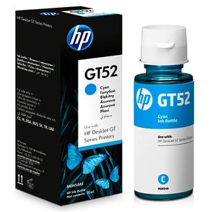 Tindikassett HP GT52 (tsüaan)