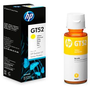 Чернила HP GT52 (желтый)