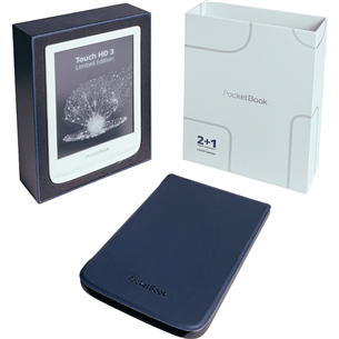 Электронная книга PocketBook Touch HD 3 Limited Edition PB632-W-GE-WW