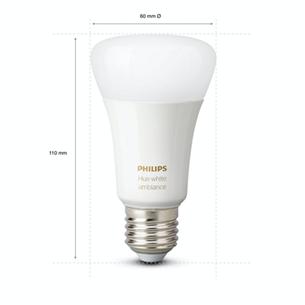 Nutivalgusti komplekt Philips Hue White Ambiance (E27)