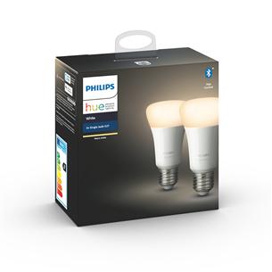 Nutivalgusti komplekt Philips Hue White Bluetooth (E27)