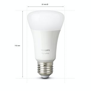 Комплект умных ламп Philips Hue White Bluetooth (E27)
