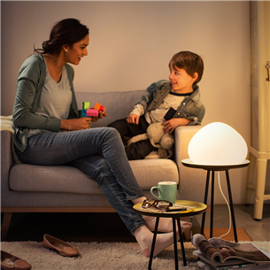 Nutikas laualamp Philips Hue White Ambiance Wellner