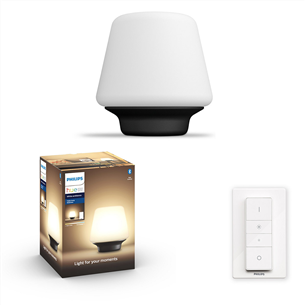 Nutikas laualamp Philips Hue White Ambiance Wellness