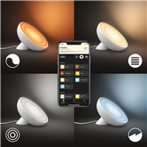 Nutikas laualamp Philips Hue White and Color Ambiance Bloom