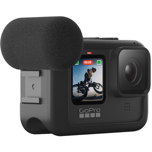 Meediamoodul GoPro HERO9 Black Media Mod
