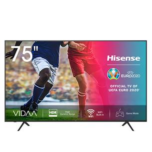 75'' Ultra HD LED LCD TV, Hisense 75A7100F