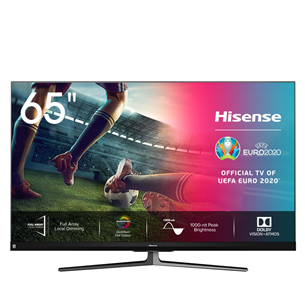 65'' Ultra HD LED LCD-телевизор Hisense 65U8QF
